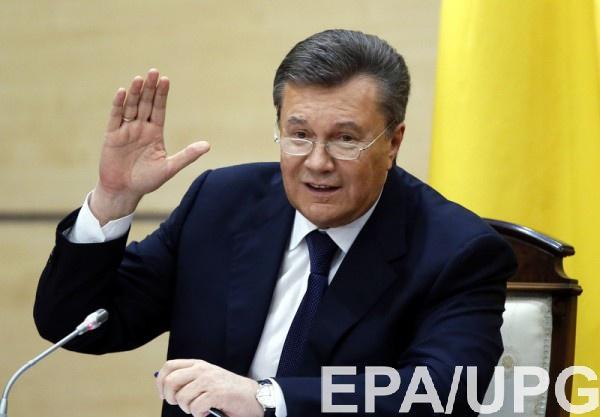 Янукович по-прежнему утверждает, что приказы об убийствах на Майдане не давал