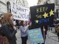 В Великобритании проходят протесты против Brexit