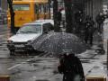 Власти столицы просят киевлян не выезжать 29 декабря на своем транспорте из-за гололеда