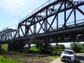 Близ Киева парня ударило током на железнодорожном мосту