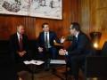 Канцлер Австрии и Путин обсудили Украину