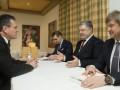 Порошенко в Давосе поднял вопрос интеграции энергорынка Украины