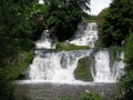 На популярном в Западной Украине водопаде погибла отдыхающая