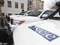 ОБСЕ сообщила о колоне грузовиков с российскими номерными знаками