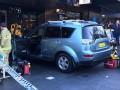 В Сиднее авто влетело в прохожих, есть пострадавшие