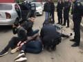 Иностранцы обстреляли часть Нацгвардии в Харькове