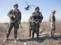Украинские морпехи отправились на учения в Румынию