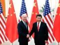 Си Цзиньпин поздравил Байдена с победой
