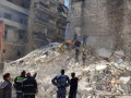 В Алеппо обрушился дом: 11 погибших