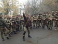Сепаратисты сообщили о пополнении чеченским батальоном