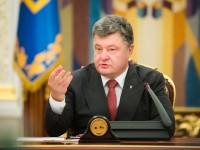 Порошенко: Блокада уничтожила Украину в оккупированном Донбассе