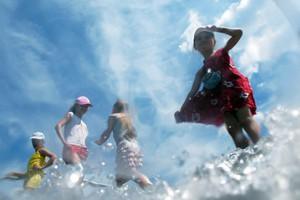 В Україні встановилася спекотна погода