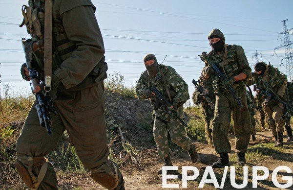 Боевиков расстреляли на блокпосту