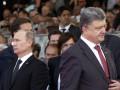 Порошенко зарабатывает в 10 раз меньше Путина