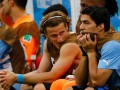 У футболистов Уругвая конфисковали любимые конфеты