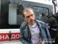 В Киеве мужчину