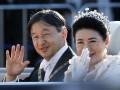 В Токио прошел парад в честь императора