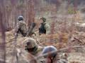 На Донбассе за день четыре обстрела, ранен боец