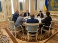 Зеленский встретился с представителями крымскотатарского народа
