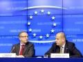 Томбинский: ЕС не будет откладывать решение о безвизовом режиме