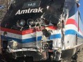 В США поезд с конгрессменами протаранил грузовик