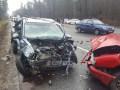 В Киеве столкнулись пять автомобилей, погиб человек