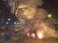 В Магнитогорске сгорела маршрутка: есть жертвы