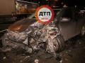 В Киеве сбили водителя, который хотел помочь людям в ДТП