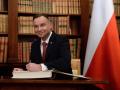 Дуда объяснил, почему не поздравляет Путина с победой