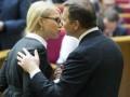 Тимошенко назвала Ляшко бобиком и чихуахуа