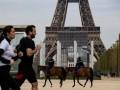 Во Франции за сутки полторы тысячи жертв COVID-19