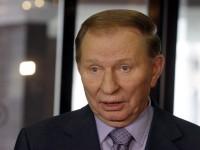 Кучма считает блокаду Донбасса выгодной Кремлю