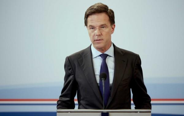 Марк Рютте заявил, что Нидерланды не продолжат ратификацию ассоциации Украина-ЕС