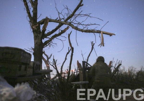 ВМинобороны Украины сообщили, что боевики нарушают режим тишины