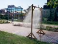 Где в Киеве появились охладительные рамки: список парков