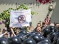В Кишиневе священники и верующие напали на ЛГБТ-активистов