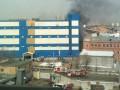 В Москве горел ТЦ Персей для детей: есть жертвы