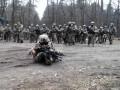 Украинские десантники проводят учения по стандартам НАТО