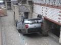 ДТП в Одессе: автомобиль перевернулся, пострадал пятилетний ребенок