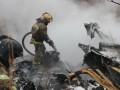 В Хабаровске на улице рухнул вертолет: есть жертвы
