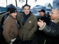 Саакашвили прорывался в отель, чтобы помыться - Геращенко