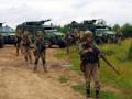 В Генштабе ВСУ показали учения десантных войск