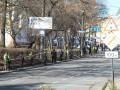Порошенко в Чернигове: людей не подпускают к Президенту, пенсионерам становится плохо в толпе