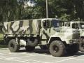 Под Киевом солдат погиб под колесами грузовика с боеприпасами