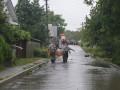 В Чернигове затопило улицы