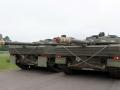 В Латвию прибыли танки батальона НАТО из Испании