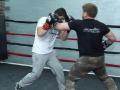 На тренировке по боксу боец СОБРа сломал Кадырову ребро в двух местах