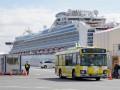 В Японии лайнер Diamond Princess покинули 500 пассажиров