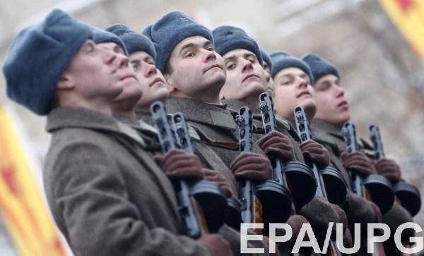 Россия усилит войска на границе с Украиной