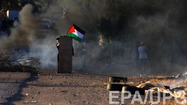Столкновения палестинцев с израильскими войсками